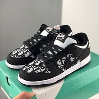 Nike Dior basketball series retro low-top casual sports shoes