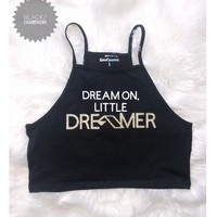 The Little Dreamer Crop Top (Available in 2 colors)