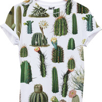 Cactus All Over T Shirt