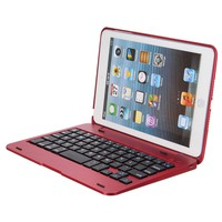 ELEGIANT 2in1 Bluetooth Keyboard Foldable Case Stand For iPad Mini - Smart Case with Comfortable Keyboard and 60 Hours Battery Life Between Charges