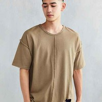 The Narrows Destroyed Center Seam Tee