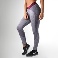 Gymshark Flex Leggings - Blackberry Marl/Plum