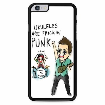 Twenty One Pilots Tyler Joseph And Josh Dun iPhone 6 Plus / 6s Plus Case