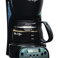Mr. Coffee Automatic Programmable Coffee Maker Brewer