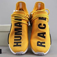 Trendsetter Adidas Pw Human Race Nmd  Women Men Fashion Casual Sneakers Sport Shoes