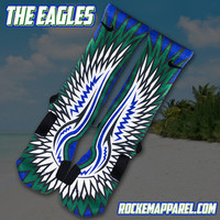 FGCU Eagles Inspired Custom Nike Elite Socks | Rock 'Em Apparel