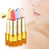 Sexy Magic Jelly Lipstick Color Changing Long Lasting Lip Gloss Moisturizing Makeup 3.5g