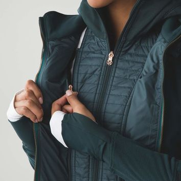 Fleecy Keen Jacket III