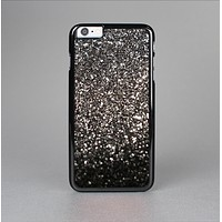 The Black Unfocused Sparkle Skin-Sert Case for the Apple iPhone 6