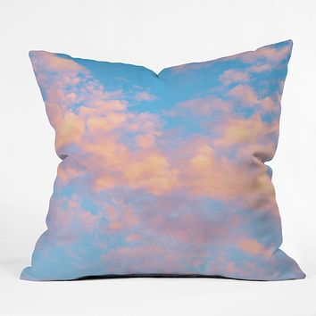 Lisa Argyropoulos Dream Beyond The Sky Outdoor Throw Pillow