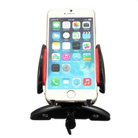 Universal Car CD Dash Slot Mount Holder Stand For Mobile Phone