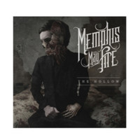 Memphis May Fire - The Hollow Vinyl LP Hot Topic Exclusive