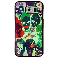 Suicide Squad Movie Poster TPU+PC Case For Samsung Galaxy S7 EDGE