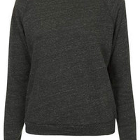 PETITE Exclusive Jersey Sweat - Charcoal
