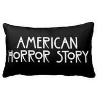 """American horror story Pillow case Twin sides Pillowcase Pillow cover size 20 x 26"""""""