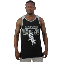 Chicago White Sox Majestic MLB Men's Tank Top Shirt