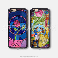 The beauty and the Beast iPhone 6 case iPhone 6 Plus case iPhone 5S case iPhone 5C case 097