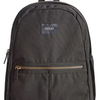 Men's STATE 'Union' Water Resistant Backpack with Leather Trim