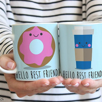 Best Friend Mugs Funny Best Friend Mugs Best Friend Gifts Friendship Mugs Mug Set Mugs for Friends Gifts for Friends Friendship Gift (a3211)
