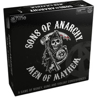 Sons of Anarchy: Men of Mayhem - Tabletop Haven