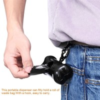 Dog Waist Bag Training
