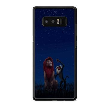 Lion King Remember Who You Are Samsung Galaxy S10 Plus Case | Casefruits
