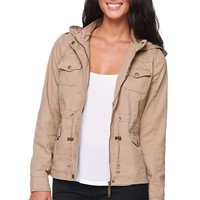 LA Hearts Shrunken Anorak Jacket - Womens Jacket