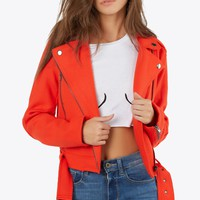 That's The Moto Jacket
