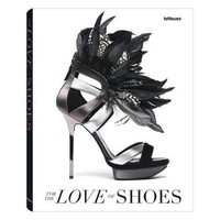 For The Love of Shoes Coffee Table Books