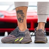 ADIDAS YEEZY 700 retro tide brand wild men and women running shoes 2#