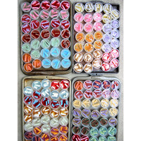 24 Wax Tarts Sampler, You Pick Highly Scented Fragrances, Gel Soy Chunk Melts, Free Shipping, for Candle Warmers Burners, Modern Decor