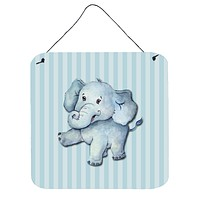 Elephant Wall or Door Hanging Prints BB7145DS66