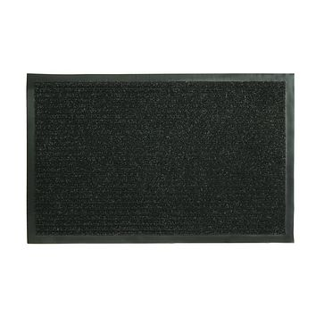 Sports Licensing Solutions  Fanmats  Ribbed  Black