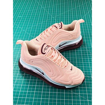 Nike Air Max 720 Pink Sport Running Shoes