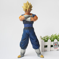 26CM Dragon Ball Z The Vegetto Figure Vegeta And Kakarotto Merge Collection Toys CEECILIO VETTO