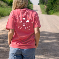Watermelon Oklahoma  Unbreakable SPIRIT Tshirt