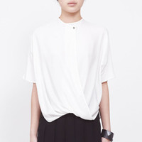 Totokaelo - Assembly New York Twist Top With Trim - $298.00