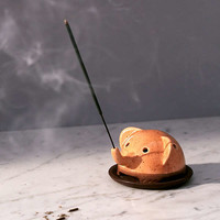 Ellie The Elephant Incense Holder | Urban Outfitters