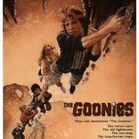 THE GOONIES MOVIE POSTER - JOIN THE ADVENTURE - 24X36 Poster Print Poster Print, 24x36 Movie Poster Print, 24x36
