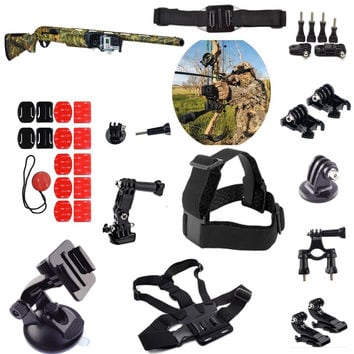 Ultimate Survival GoPro 33 Piece Hunting and Archery Accessory Kit