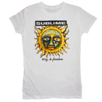 Sublime : Classic 40oz Womens Shirt