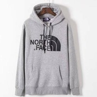Tagre™ The North Face Fashion Hooded Long Sleeve Top Sweater Pullover Hoodie Sweatshirt