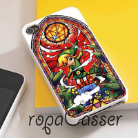 The Legend of zelda stained glass  #lasser iphone 4,4s,5,5s,5c, samsung galaxy s3,s4,s5 and ipod 4,5