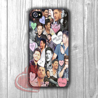 Supernatural Jensen Ackles collage -sw for iPhone 4/4S/5/5S/5C/6/ 6+,samsung S3/S4/S5,samsung note 3/4