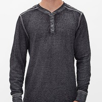 Buckle Black Tony Thermal Henley