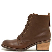 Griffin Lace Up Bootie