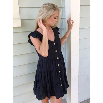 Abigail Dress | Black