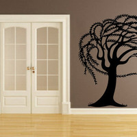 Willow Tree Large Vinyl Wall Decal 22172 by CuttinUpCustomDieCut