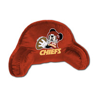 Kansas City Chiefs NFL Mickey Youth Bed Rest (16in x 10in)