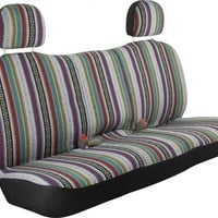 Baja Blanket Back Seat Bench Seat Cover